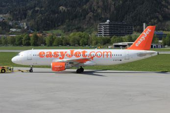 G-EZTV - easyJet Airbus A320