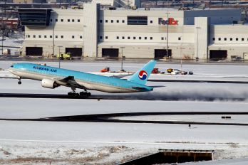 HL7766 - Korean Air Boeing 777-200ER