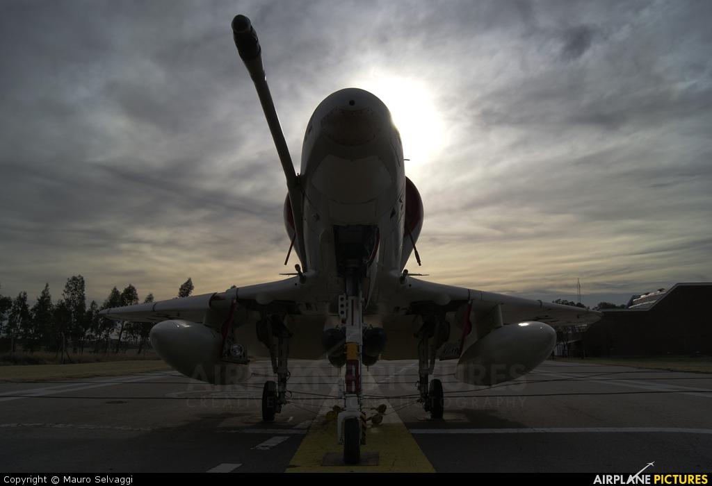Argentina- Navy 3-A-302 aircraft at Bahía Blanca - Comandante Espora