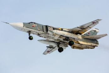 03 - Russia - Air Force Sukhoi Su-24M