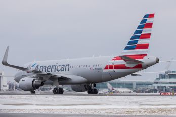 N9010R - American Airlines Airbus A319