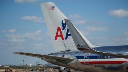 N613AA - American Airlines Boeing 757-200