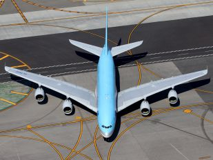HL7612 - Korean Air Airbus A380