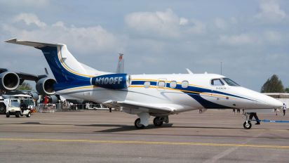 N100FF - Private Embraer EMB-500 Phenom 100