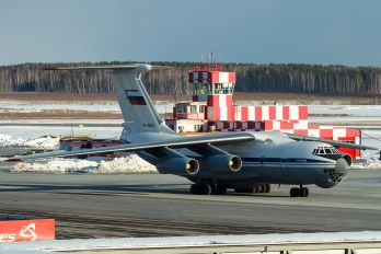RA-78840 - Russia - Air Force Ilyushin Il-76 (all models)