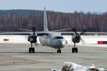 RF-36023 - Russia - Air Force Antonov An-26 (all models)