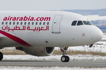 A6-ANH - Air Arabia Airbus A320