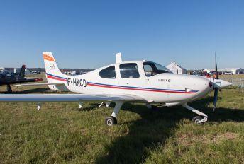 F-HKCD - Private Cirrus SR22