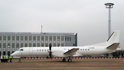 G-CIEC - Eastern Airways SAAB 2000