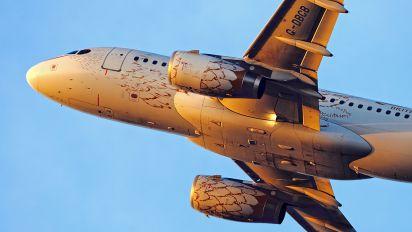 G-DBCB - British Airways Airbus A319