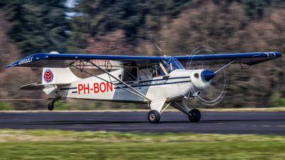 PH-BON - ACVZ-Amsterdamse Club Voor Zweefvliegen Aviat A-1 Husky