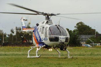 LQ-MOA - Argentina - Police MBB Bo-105CBS