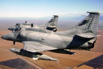 C-926 - Argentina - Air Force Douglas A-4AR Fightinghawk