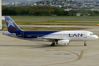 CC-CQP - LAN Airlines Airbus A320