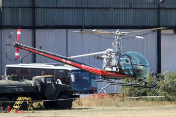 HA-MIG - Private Hiller Hiller UH-12D