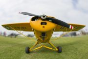 F-BVOZ - Private Piper PA-18 Super Cub aircraft
