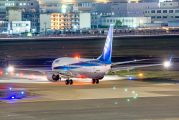 JA61AN - ANA - All Nippon Airways Boeing 737-800 aircraft