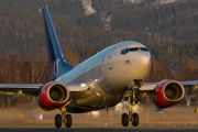 LN-RPB - SAS - Scandinavian Airlines Boeing 737-600 aircraft