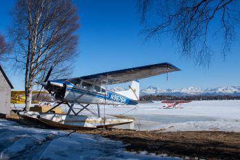 N9676H - Private Cessna 185 Skywagon