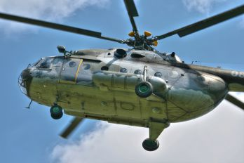0848 - Czech - Air Force Mil Mi-17