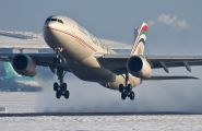 A6-EYN - Etihad Airways Airbus A330-200 aircraft
