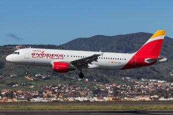 EC-LUS - Iberia Express Airbus A320