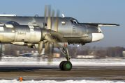 14 - Russia - Air Force Tupolev Tu-95MS aircraft