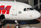 PR-MAB - TAM Airbus A320 aircraft