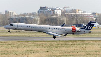OY-KFF - SAS - Scandinavian Airlines Canadair CL-600 CRJ-900