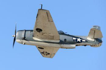 N7835C - Air Museum Chino Grumman TBM-3 Avenger