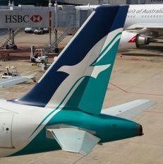9V-SLC - SilkAir Airbus A320