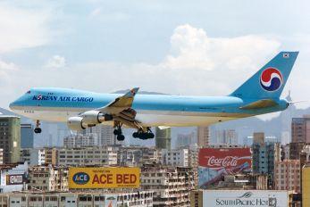 HL7497 - Korean Air Cargo Boeing 747-400F, ERF