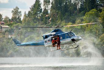 OK-BYQ - Czech Republic - Police Bell 412HP