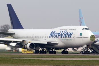 TF-AME - Med-View Airline Boeing 747-300