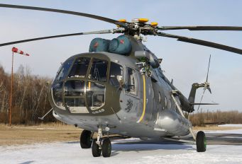 0848 - Czech - Air Force Mil Mi-17
