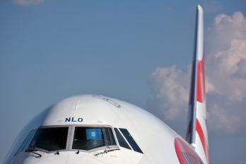 G-BNLO - British Airways Boeing 747-400