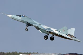 051 - Russia - Air Force Sukhoi T-50