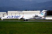 S5-AAU - Adria Airways Canadair CL-600 CRJ-900 aircraft