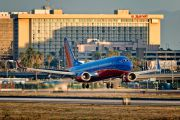 N754SW - Southwest Airlines Boeing 737-700 aircraft