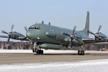 RF-75931 - Russia - Air Force Ilyushin Il-20