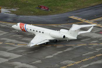 02 - USA - Coast Guard Gulfstream Aerospace C-37A