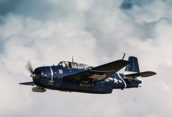 NL81865 - Private Grumman TBM-3 Avenger