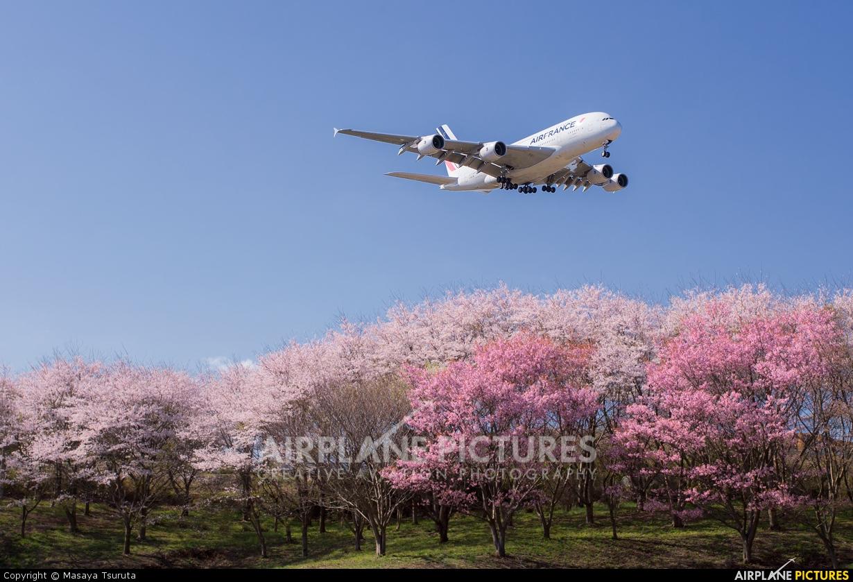 Air France F-HPJH aircraft at Tokyo - Narita Intl