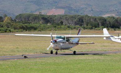 ZS-RDP - Private Cessna 210 Centurion