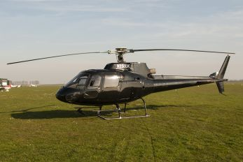 N350UK - Private Eurocopter AS350 Ecureuil / Squirrel
