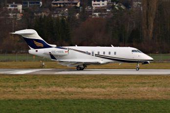 OE-HRR - Amira Air Bombardier BD-100 Challenger 300 series