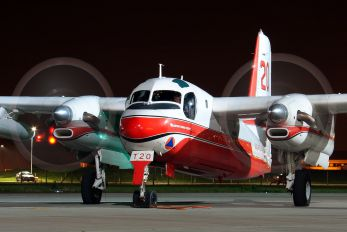 F-ZBEH - France - Sécurité Civile Grumman S-2F3AT Turbo Tracker (G-121)