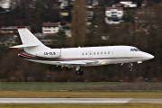 CS-DLB - NetJets Europe (Portugal) Dassault Falcon 2000 DX, EX aircraft