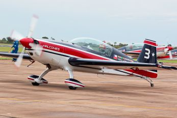 3 - Chile - Air Force Extra 300L, LC, LP series