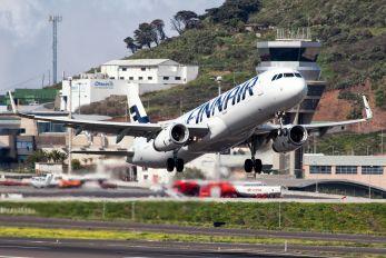 OH-LZH - Finnair Airbus A321